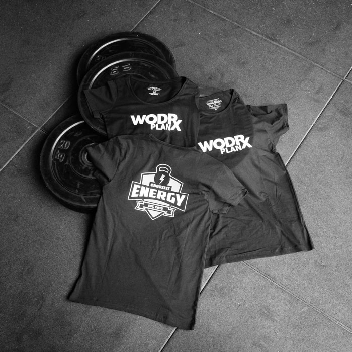 Crossfit Energy WORDRX T-shirt